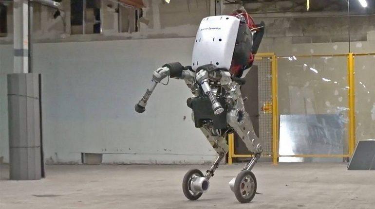 İNSANA EN YAKIN ROBOT: HANDLE GELİYOR!