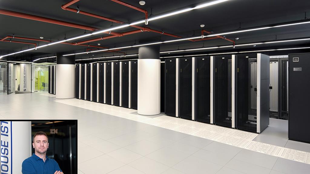 Telehouse Istanbul Veri Merkezi Çözümleri