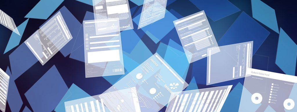 Akıllı İnteraktif Dokümanlar In, A4 Kağıtlar Out