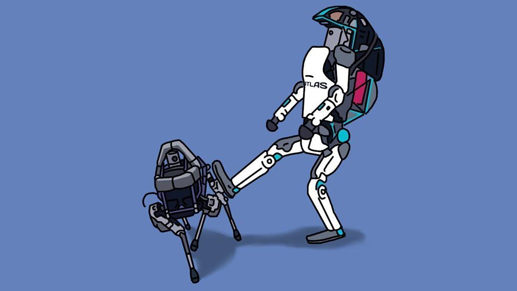 Herkesin Ara Sıra Temiz Hava Alması Gerekir Hatta Robotların Bile